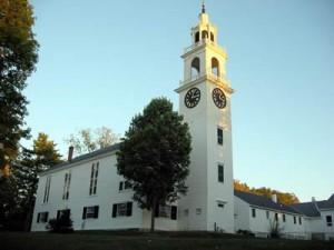 church-side-steeple